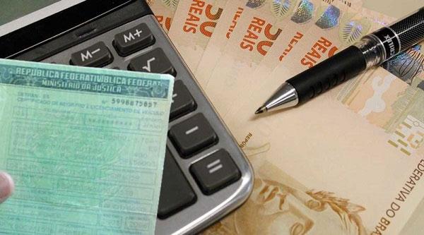 Detran CE IPVA débitos de multas