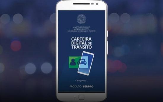 CNH Digital CE aplicativo
